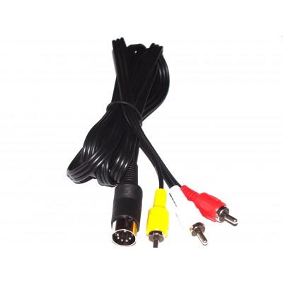 Cable AV Megadrive 1 / MasterSystem 1