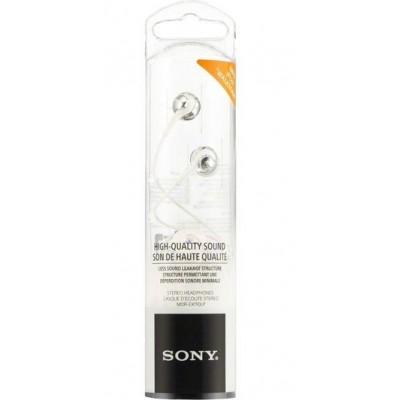Auriculares in-ear Sony MDR-EX110 blanco