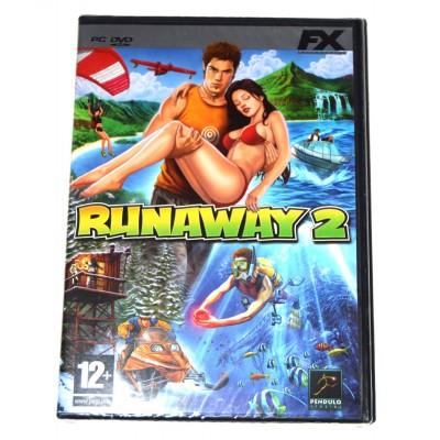 Juego PC Runaway 2 (incluye Runaway 1)