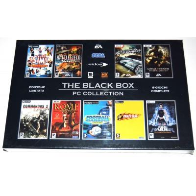 Colección juegos PC Black Box 9 juegos