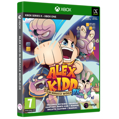 Juego Xbox One Alex Kidd in Miracle World DX
