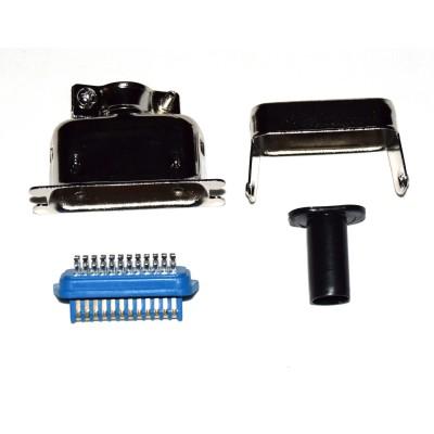 Conector Centronics 24 macho CN24