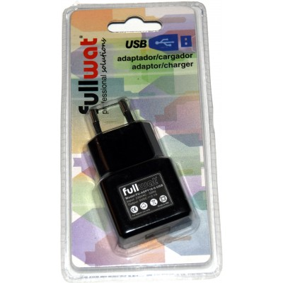 Cargador USB Fullwat 5V/2.1A