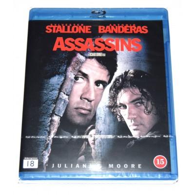 Blu-ray Asesinos (Sylvester Stallone, Antonio Banderas)