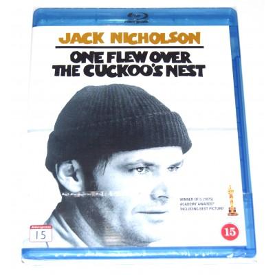 Blu-ray Alguien Voló sobre el Nido del Cuco (Jack Nicholson)