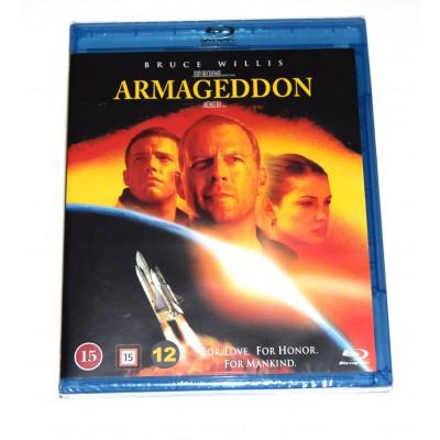 Blu-ray Armageddon (Bruce Willis, Michael Bay)