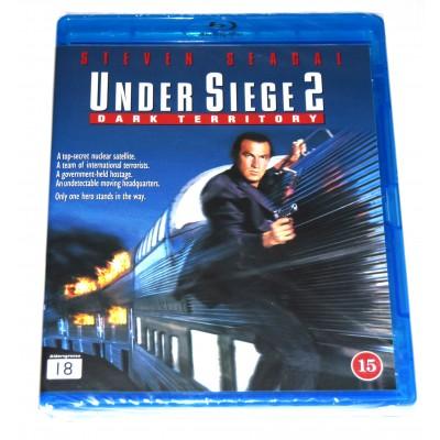 Blu-ray Alerta Máxima 2 (Steven Seagal)
