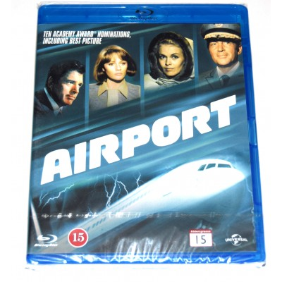 Blu-ray Aeropuerto (Burt Lancaster, Dean Martin)