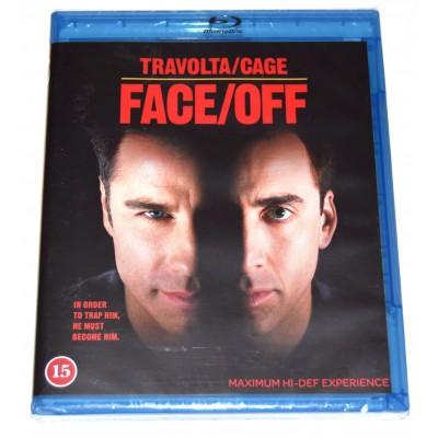Blu-ray Cara a Cara (John Travolta, Nicolas Cage)