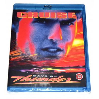 Blu-ray Días de Trueno (Tom Cruise)