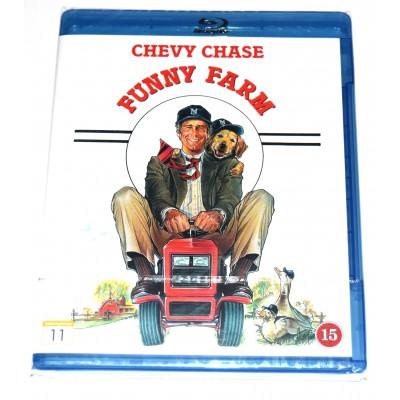 Blu-ray Aventuras y Desventuras de un Yuppie en el Campo (Chevy Chase)