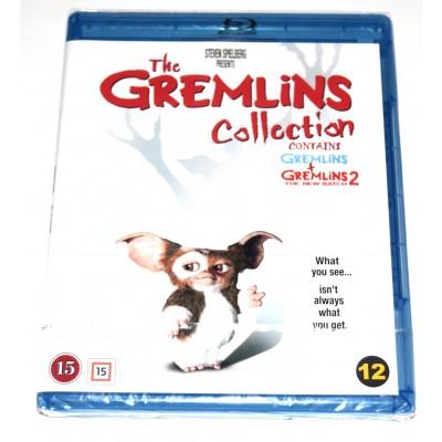 Blu-ray Colección Gremlins 1+2 (Joe Dante)