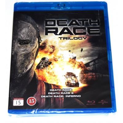 Blu-ray Death Race Trilogía