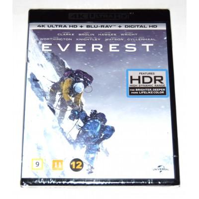 Blu-ray 4K UHD Everest