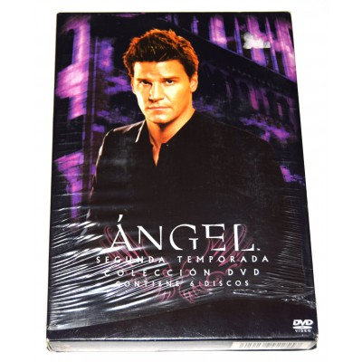 DVD Serie Ángel Temporada 2