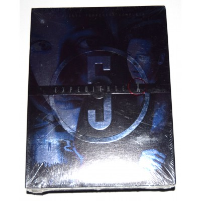 DVD Serie Expediente X Temporada 5