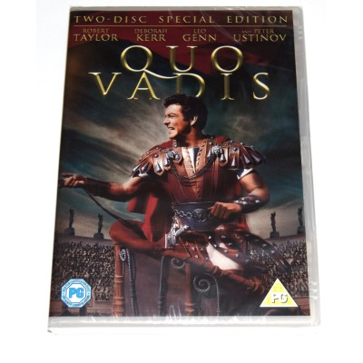 DVD Quo Vadis Edición especial 2 discos