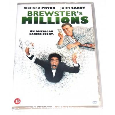 DVD El gran despilfarro (Richard Pryor, John Candy)