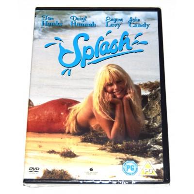 DVD 1, 2, 3 Splash (Tom Hanks, Daryl Hannah)