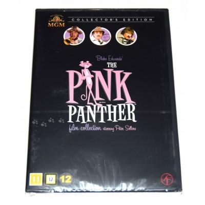 DVD Colección Pantera Rosa (Peter Sellers, Blake Edwards) 5 peliculas