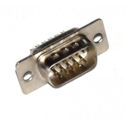 Conector SUB-D 15 alta densidad macho