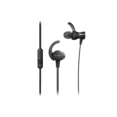 Auriculares deportivos in-ear con micrófono Sony MDR-XB510 negro