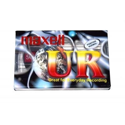 Cinta de Cassette vírgen Maxell UR 90
