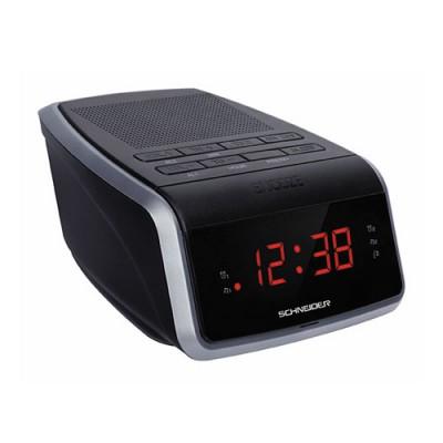 Radiodespertador Schneider Clocky