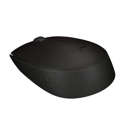 Ratón inalámbrico Logitech B170 Negro