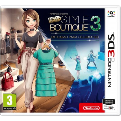 Juego Nintendo 3DS New Style Boutique 3 - Styling Star