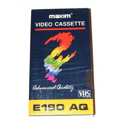 Cinta VHS Maxim E180 AQ