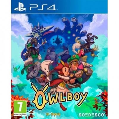 Juego Owlboy PS4