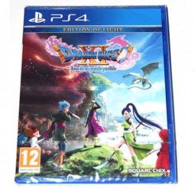 Juego Dragon Quest XI: Ecos de un Pasado Perdido PS4