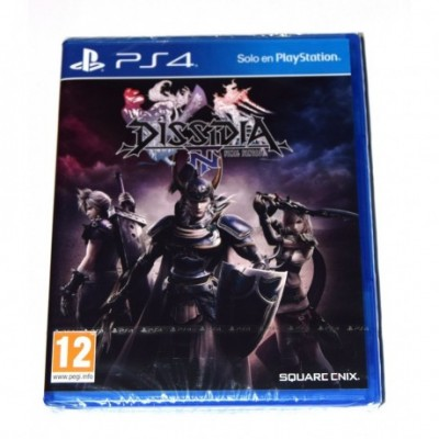 Juego Dissidia: Final Fantasy NT PS4