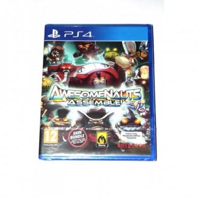 Juego Playstation 4 Awesomenauts Assemble (nuevo)