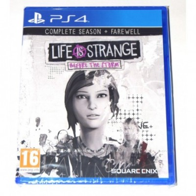 Juego Playstation 4 Life Is Strange Before The Storm(nuevo)