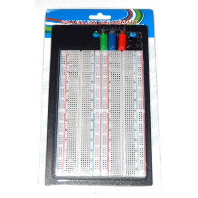 Protoboard 1660 contactos
