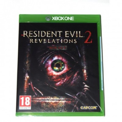 Juego Xbox One Resident Evil Revelations 2