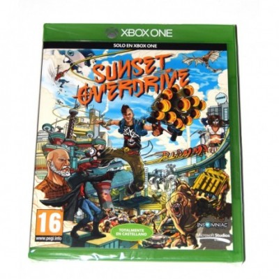 Juego Xbox One Sunset Overdrive