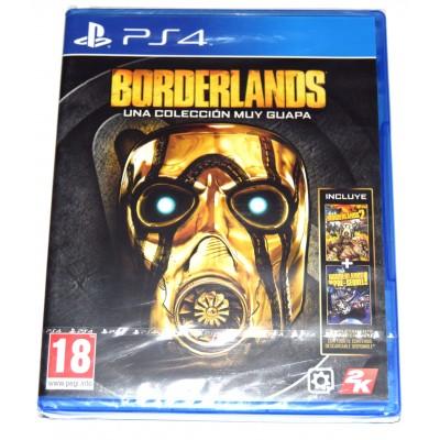 Juego Playstation 4 Borderlands: Una Colección Muy Guapa