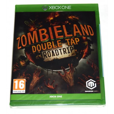 Juego Xbox One Zombieland Double Tap Roadtrip