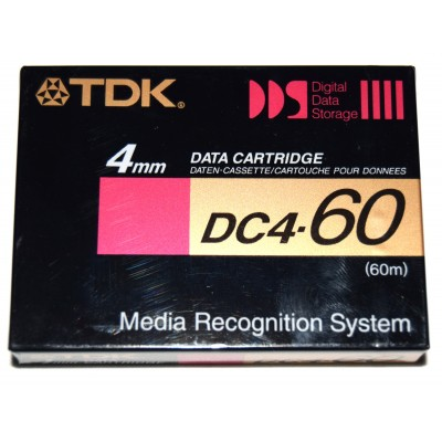 Cinta DAT 4mm 60 min. TDK