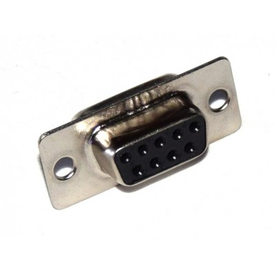 Conector SUB-D 9 hembra