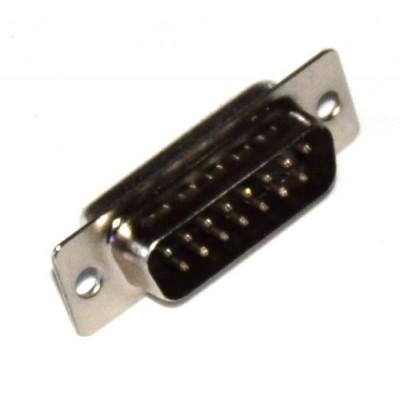 Conector SUB-D 15 macho