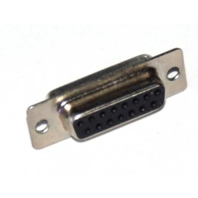 Conector SUB-D 15 hembra