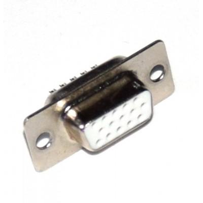 Conector SUB-D 15 alta densidad hembra