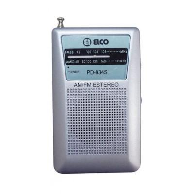 Radio portátil Elco PD-934S