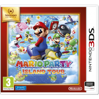 Juego Nintendo 3DS Mario Party: Island Tour