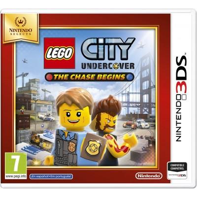 Juego Nintendo 3DS Lego City Undercover