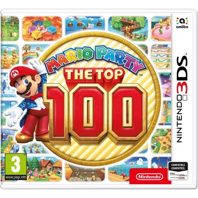 Juego Nintendo 3DS Mario Party: Top 100